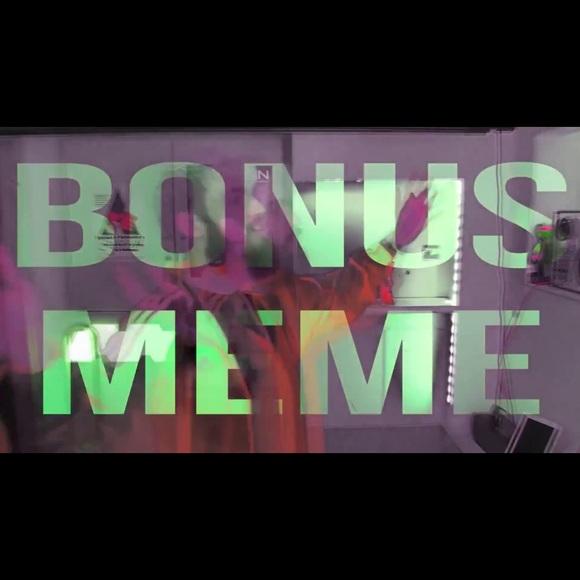 BOUNS MEME NWT